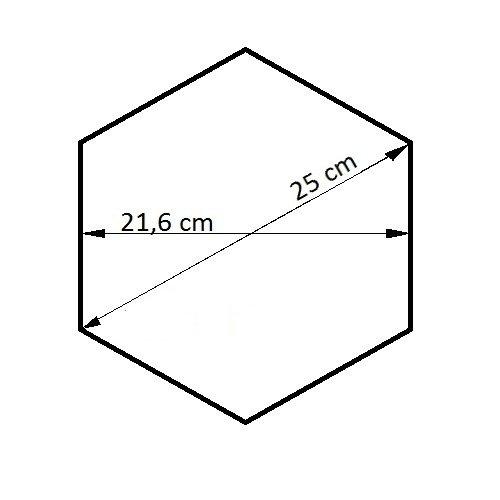 Feinsteinzeug Fliese in Stein-Optik ATLAS Hexagon Multicolor Cold 6-eckige Bodenfliese 25 x 22 cm Musterauswahl