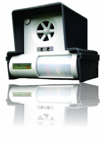 Electronic Bird Repellent - ET Bird Control 2000 (Electronic Bird Repeller)
