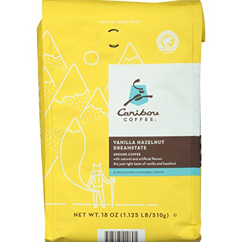 Caribou Coffee Flavored Hazelnut Dreamstate