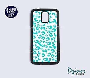 Galaxy Note 3 Case - Mint Leopard