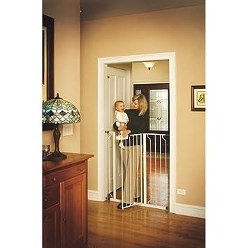 Amazon Com Regalo Easy Step 41 Inch Extra Tall Walk Through Baby