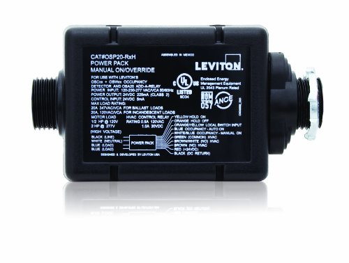 Leviton OSP20-RDH Super Duty Power Pack by Leviton