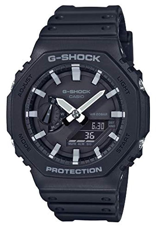 CASIO G-SHOCK 시계 카본 코어 가드 GA-2100-1AJF