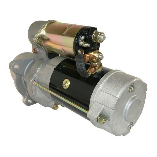 DB Electrical SNK0022 Starter For Bobcat Articulated Loader 1600 / Skid Steer Loader 645, 753, 763, 773, 7753 / Clark Skid Steer Loader 763, 773/6660797, 10465346, 10465348, 10465420, 10479613 by DB Electrical (Image #2)