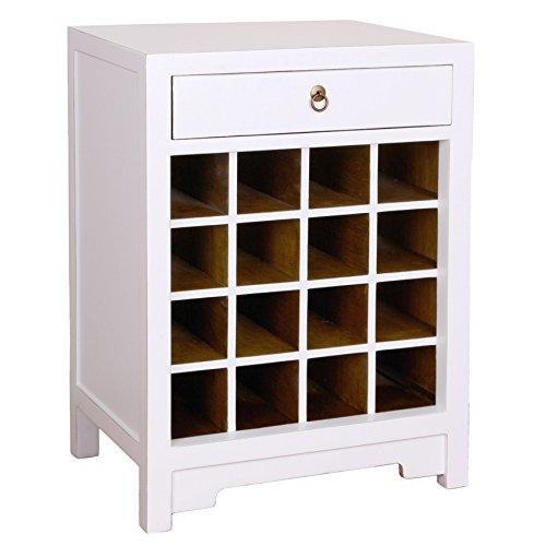 Wine Accent Cabinet - 4