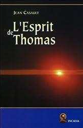 Esprit de thomas - livre + CD