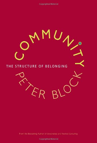 Read Online Community: The Structure of Belonging pdf epub