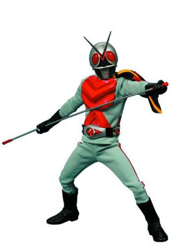 Medicom Masked Rider X Real Action Heroes DX Figure