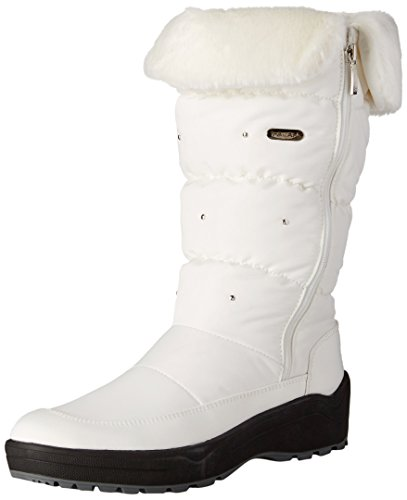 White Boots Snow Pajar Women's Varsovie wxaqXIC7