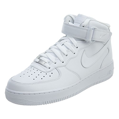 da '07 Air Nike Mid Uomo Basket Wei 1 Scarpe Force pYRxFY