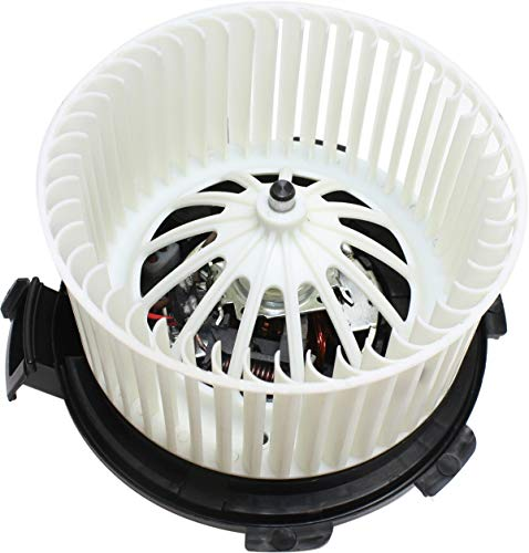 Front Blower Motor Compatible with DODGE SPRINTER 2007-2013 with Wheel 3.0L Diesel DOHC Turbocharged