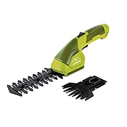 Sun Joe HJ604C Lithium-Ion Hedge Trimmer - Best for Small Garden