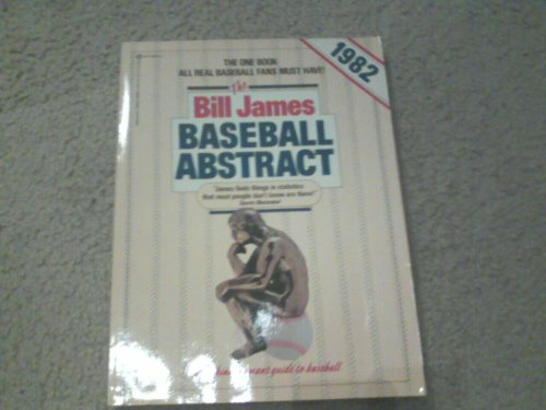 The Bill James Baseball Abstract, 1982