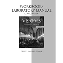 Workbook/Lab Manual to accompany vis-a-vis: Beginning French by Evelyne Amon (June 01,2011)
