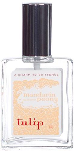 (Tulip Perfume Classic Eau De Parfum, Mandarin Peony, 2 Ounce)