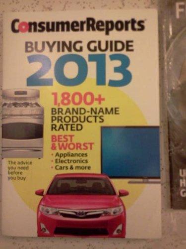 amazon com consumer reports buying guide 2013 1 800 brand name rh amazon com consumer reports buying guide 2018 cameras consumer reports buying guide 2018 pdf