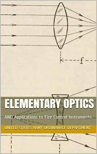 ELEMENTARY OPTICS AND APPLICATION TO FIRE CONTROL INSTRUMENTS