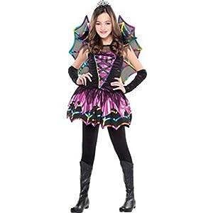- 41ApAwX7jxL - Amscan Spider Fairy Children Costume – Small (4-6)
