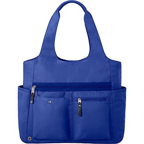 Baggallini Womens Get Along Large Tote