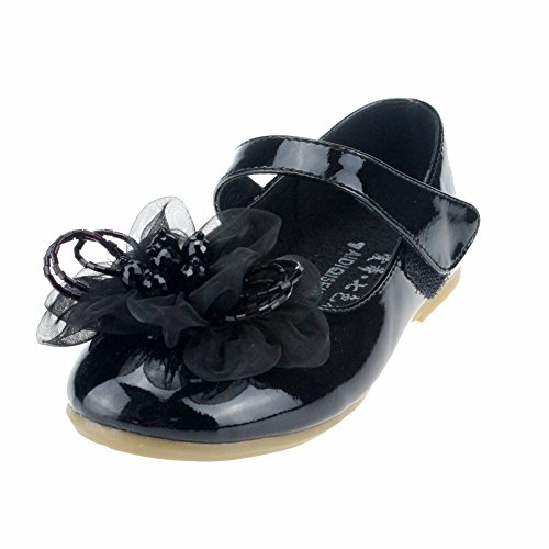 Cixi Maxu E-Commerce.Co.Ltd Maxu Little Girl's PU Dress Flat