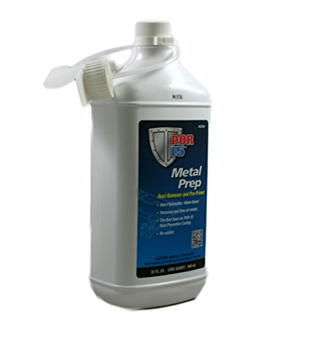 POR-15 40204 Metal Prep - 1 quart (Por 15 Rust Paint)