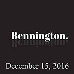 Bennington, Dan Soder, December 15, 2016