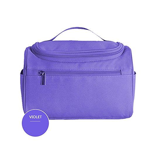 61eea7be4508 Toiletry Bags CAICOLOR Portable Hanging Waterproof, Travel Wash Bag ...