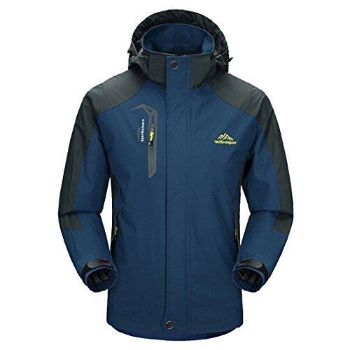 Waterproof Jacket Raincoat Men Sportswear-MICKYMIN 2017 New Design Outdoor Hooded Softshell Jackets