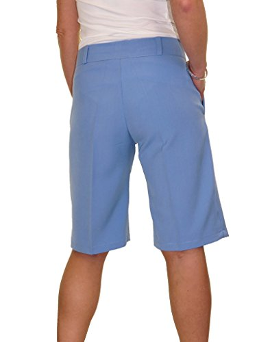 intelligente Sera Tailored Ladies Azzuro ICE lavabile 1492 Giorno pantaloncini qUTxPRw