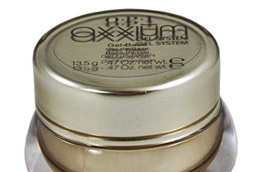 Axxium Gel Base The Ease Of Application  Predictable Results   Net Wt 13 5G  0 47Oz