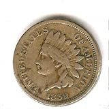 1859 VG Indian Head Penny