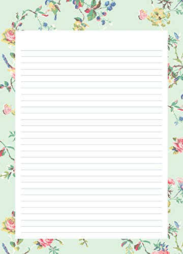 Cath Kidston Fold & Post: 48 letter writing sheets to fold and turn into their own envelope