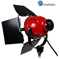 LimoStudio Professional Photo Video Studio 800W Continuous Barndoor Light Head Photography, AGG942
