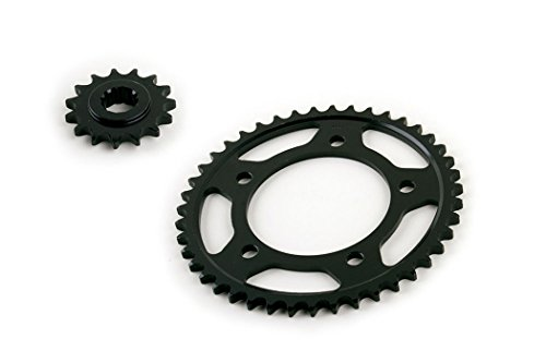 Honda Cbr600f3 Rear Sprocket - 1995 1996 Honda CBR600F3 Front & Rear Sprocket 15/43