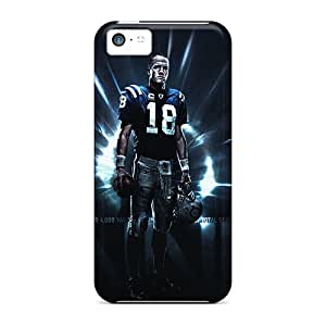 Perfect Hard Cell-phone Case For Iphone 5c (prX13814lbsh) Custom Nice Indianapolis Colts Pictures hjbrhga1544