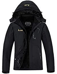 Women's Waterproof Ski Jacket Warm Winter Snow Coat Mountain Windbreaker Hooded Raincoat Snowboarding Jackets
