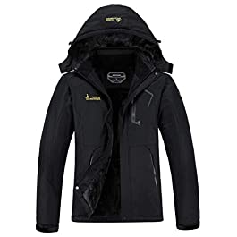 Women's Waterproof Ski Jacket Warm Winter Snow Coat Windbreaker