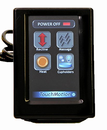 Raffel Brand Portrait LCD Controller with Touch and USB
