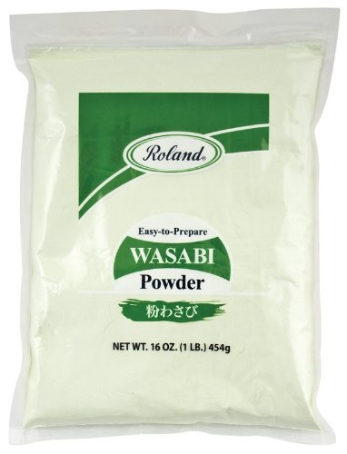 Roland: Wasabi Powder 16 Oz (12 Pack) by Roland