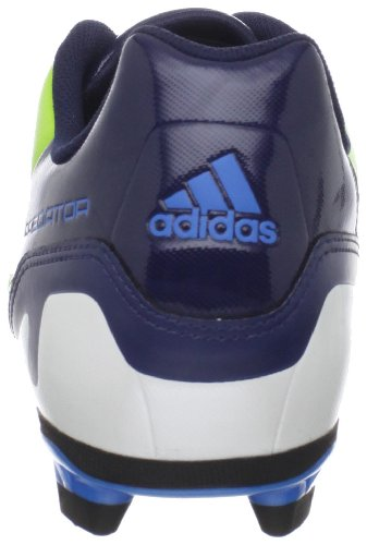 adidas Men's Predito Trx Fg Soccer Cleat Slime/Dark Indigo/Predator Sharp Blue fashionable cheap online outlet store cheap online R7TYRKe1
