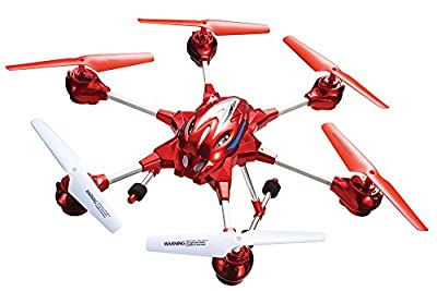 Sky Rover Hexa 6.0 Drone with Camera Vehicle from Audley (Domestic)