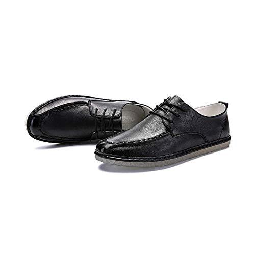Casual De Black Jóvenes Zapatos Transpirables Cómodo Hombres c4qwt77n0p