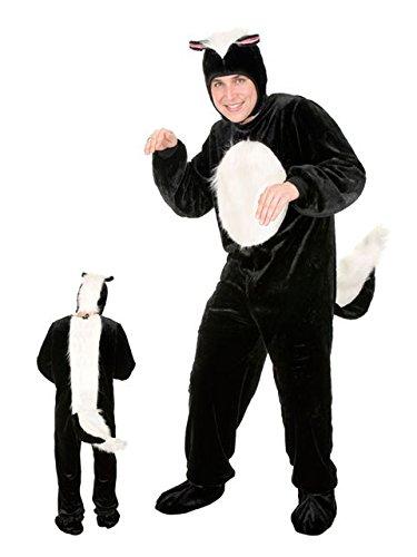 Plus Size Skunk Costume 3X (Skunk Costumes)