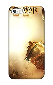 New Fashionable AmandaMichaelFazio SZrmMWY8488xxQwk Cover Case Specially Made For Iphone 5/5s(2013 God Of War Ascension)