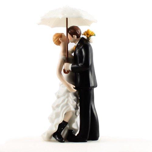 Weddingstar Showered with Love Couple (Rain Topper)