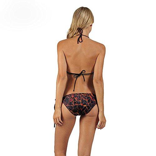 Moda de la mujer de traje de baño liguero bikini, ligueros de la mujer bikini Picture color