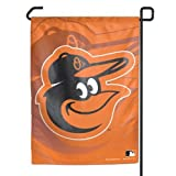 "MLB Baltimore Orioles Orange with Shadow Gooney Bird Garden Flag, 11""x15"", Team Color"
