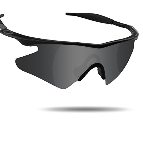 a38b46152b Fiskr Anti-Saltwater Replacement Lenses for Oakley M Frame Heater Sunglasses  - Various Colors