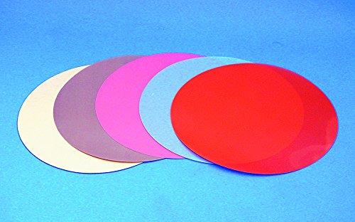 Diamond Lapping Film 8', PSA, 6 µ m 6 µm EMS 50351-20