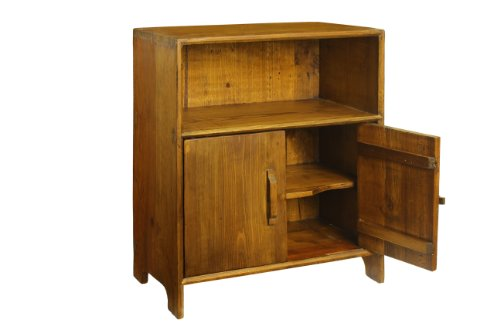 Antique Revival Vintage Dongbei-Style Small-Sized Cabinet -